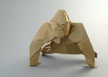 Gorila de Papel