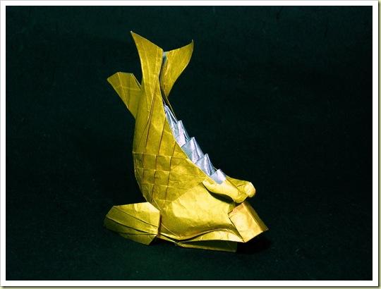 Les Origami Awards origami-pez